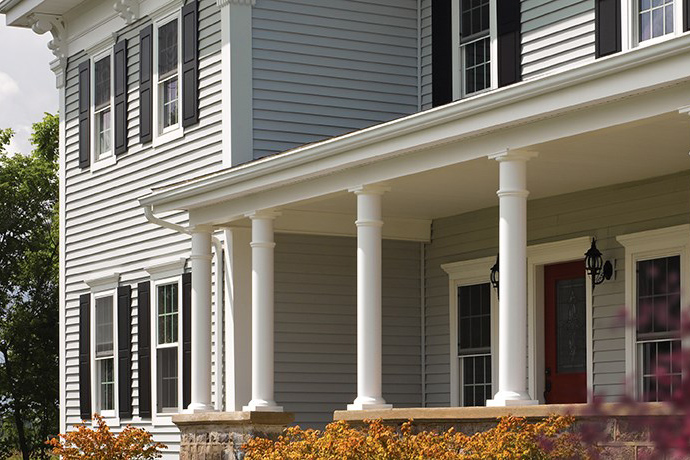 Vinyl Siding Solutions - KHH Contracting