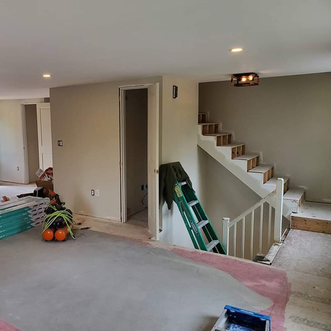 KHH Contracting Full Remodel