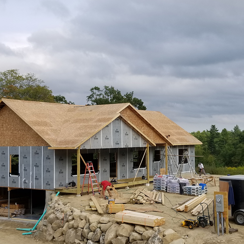 KHH Contracting New Construction Front