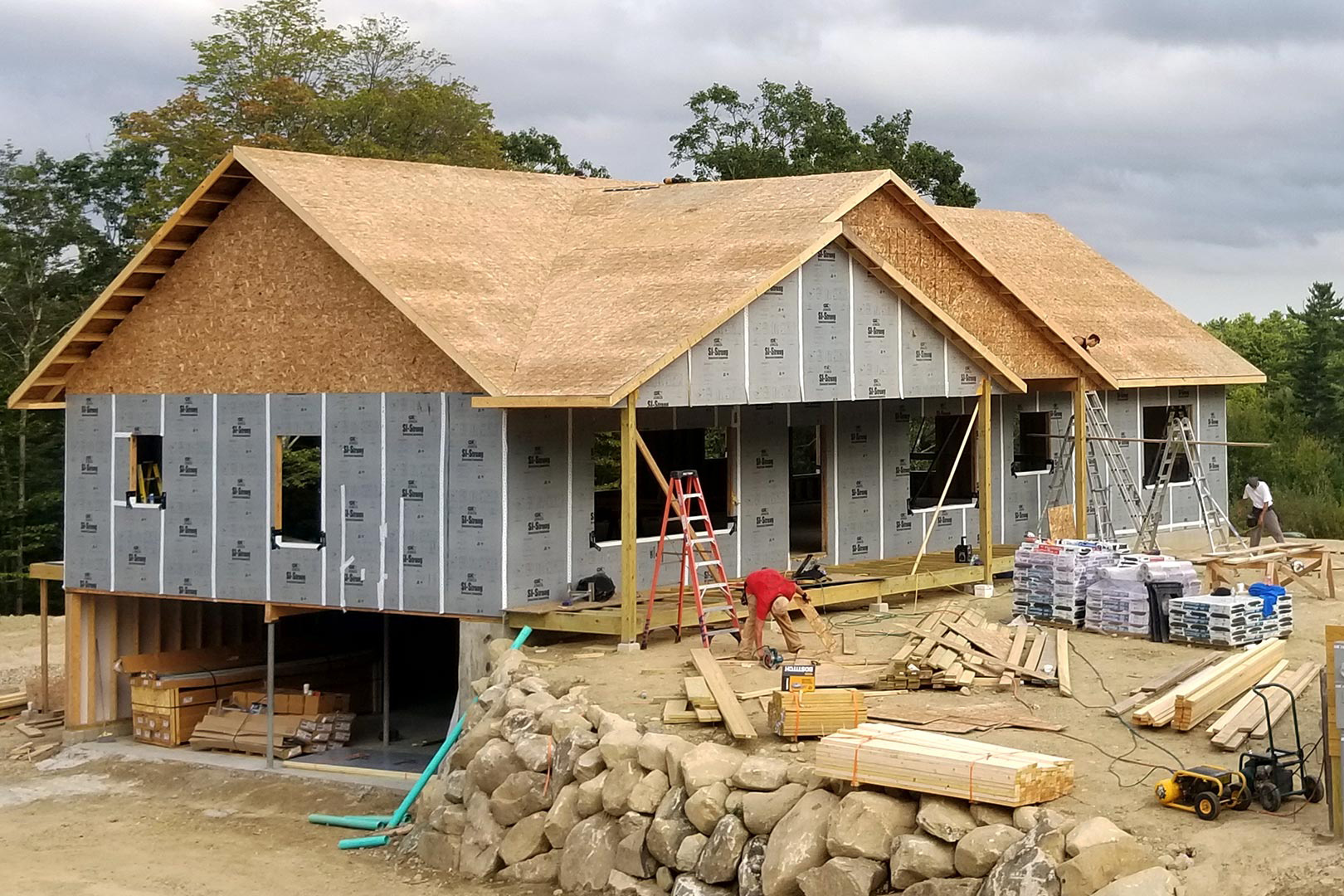 New Construction | KHH Contracting